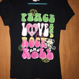 Self Esteem girls size xxlarge /14 peace ✌🏿 love